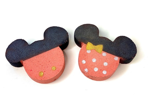 Mickey Inspired Bath Bombs, Disney Baby Shower, Kids Gifts, Party Favors, Birthday, Disney Lover, Disney Birthday Party, Mickey Mouse
