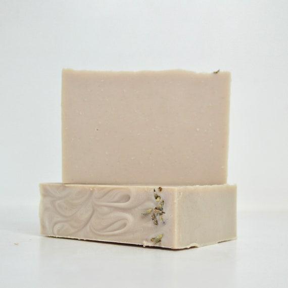 Lavender Cold Process Soap, Essential Oils, Natural Bar Soap, Cold Process Soap