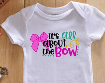 It's All About The Bow
