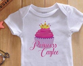 Princess Custom Name Shirt