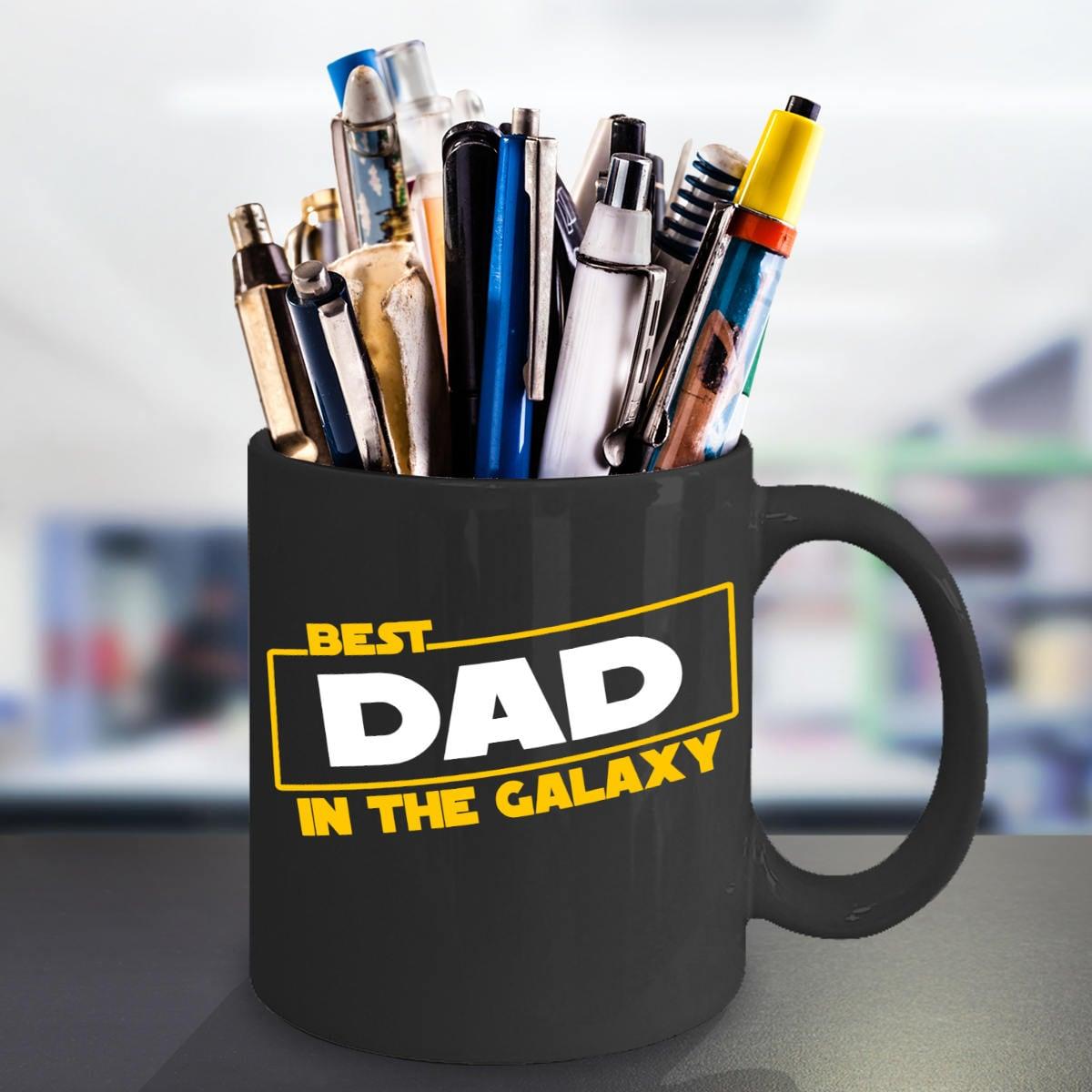Best Dad in the Galaxy, Dad Gift Mug, Star Wars Gift, Coffee Mug for Dad, Fathers Day Mug, New Dad Gift