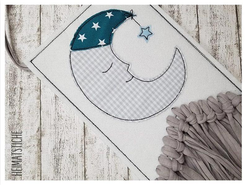 Moon 10x10 Sleep Mug-embroidery file