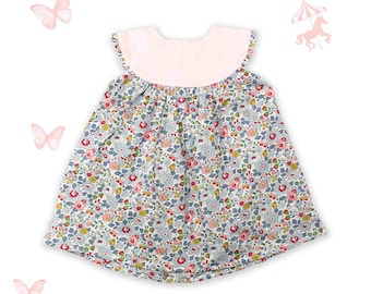 Dress Céo Liberty® porcelain baby