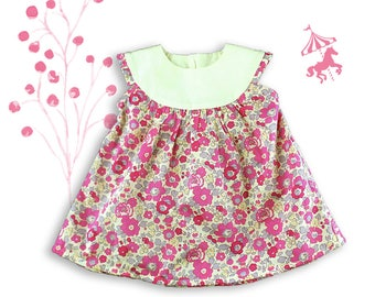 Dress Céo Liberty® bougainvillea baby