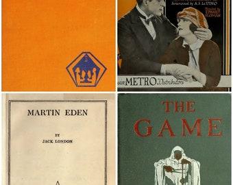 49 books written by Jack London PDF format instant digital download