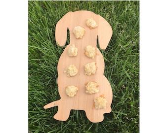 Cheese Nibblers- Organic dog treats, soft