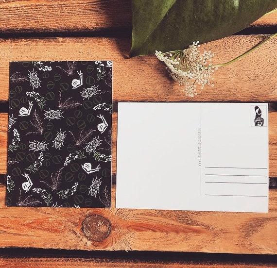 "Postcard ""Woodland"""