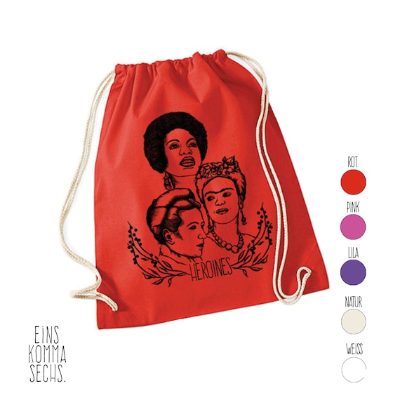 Heroines gymnastic bag