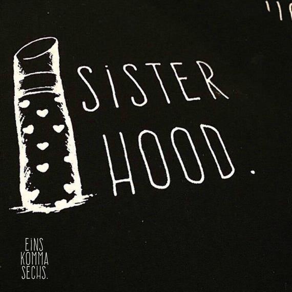 "Patch ""Sisterhood"""