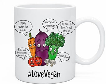 Vegan Gift Christmas Xmas Birthday Idea