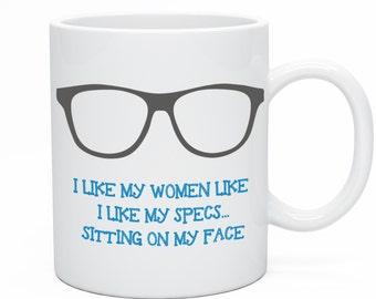 Funny Rude Coffee & Tea Ceramic Novelty Mug Gift For Boyfriend Husband