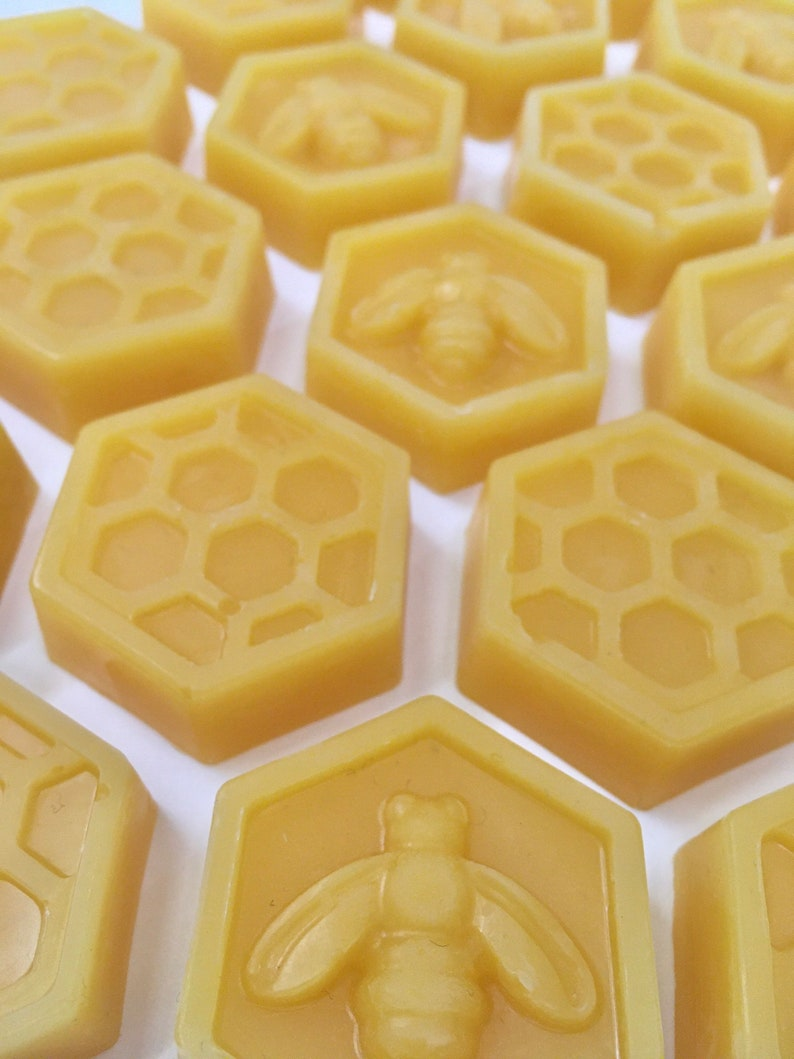 Small Beeswax Thread Conditioners Maine Sourced Beeswax