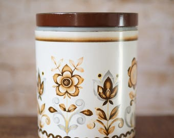 Retro Kitchen Storage Canister