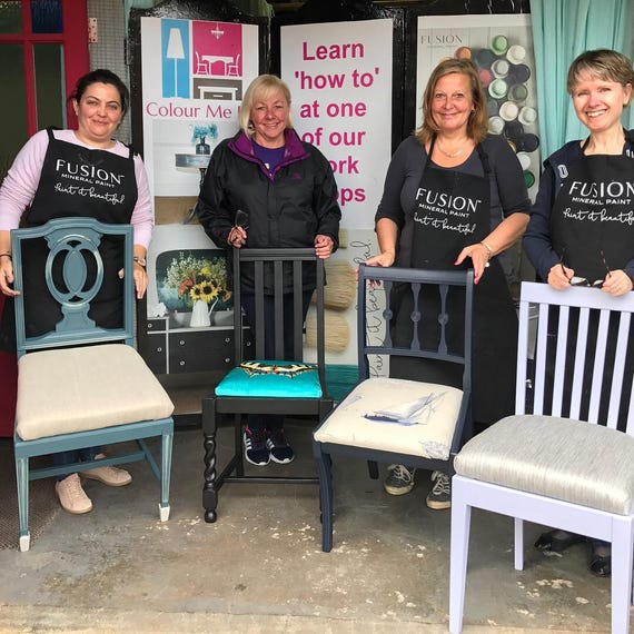 Take a Seat 06/04/19 Chair Upholstery Workshop