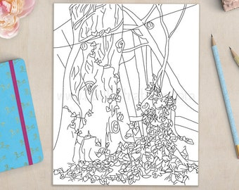 Coloring Books For Adults Coloring Book Colouring Book Kids Etsy