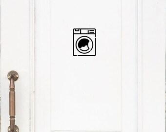 Waschmaschine Symbole Etsy