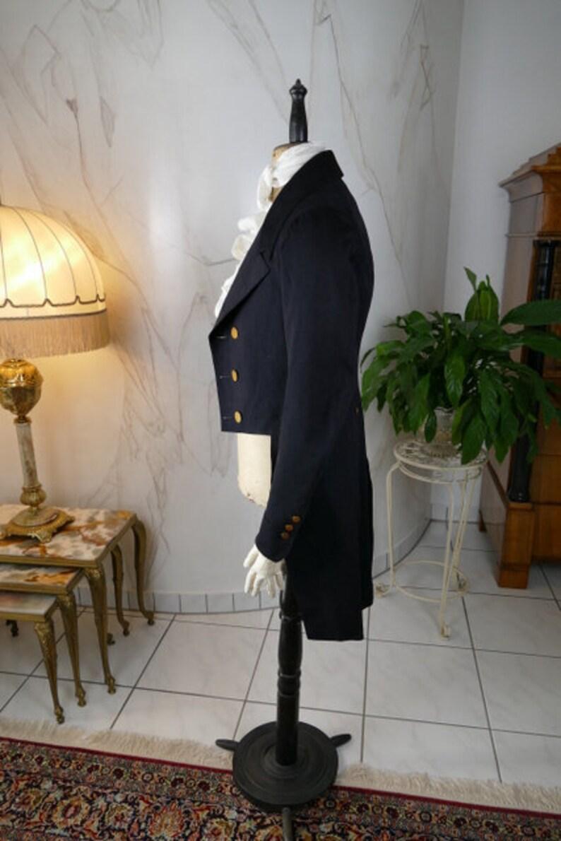 899da0a289a 1839 romantique de la période de lhabit de tailleur manteau
