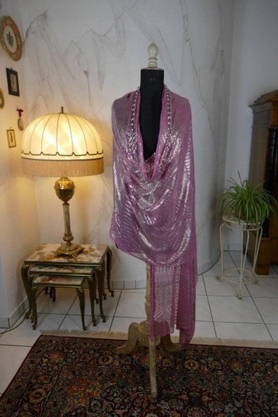1920s ASSUIT Stole, antique assuit stole, assuit s