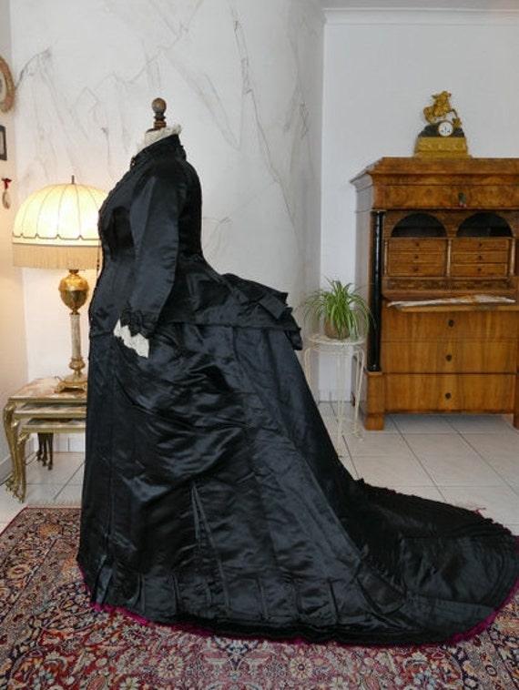1882 PINGAT, Emile Pingat, antique dress, antique