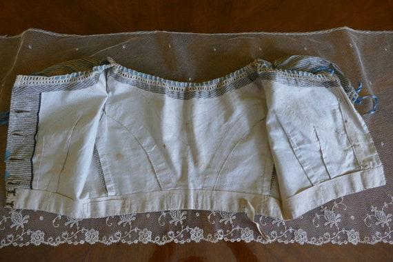 1850s bodice, antique bodice, antique dress, anti… - image 8