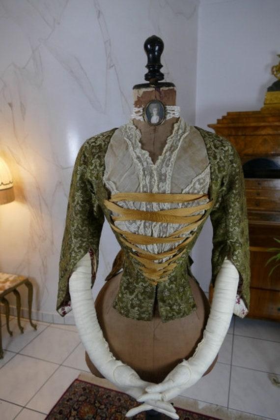 1760 Pierrot à l'Anglaise, antique pierrot, rococo
