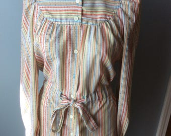 Vintage Bobbie Brooks Womens Blouse