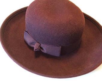 Vintage Street Smart by Betmar Wool Women's Hat