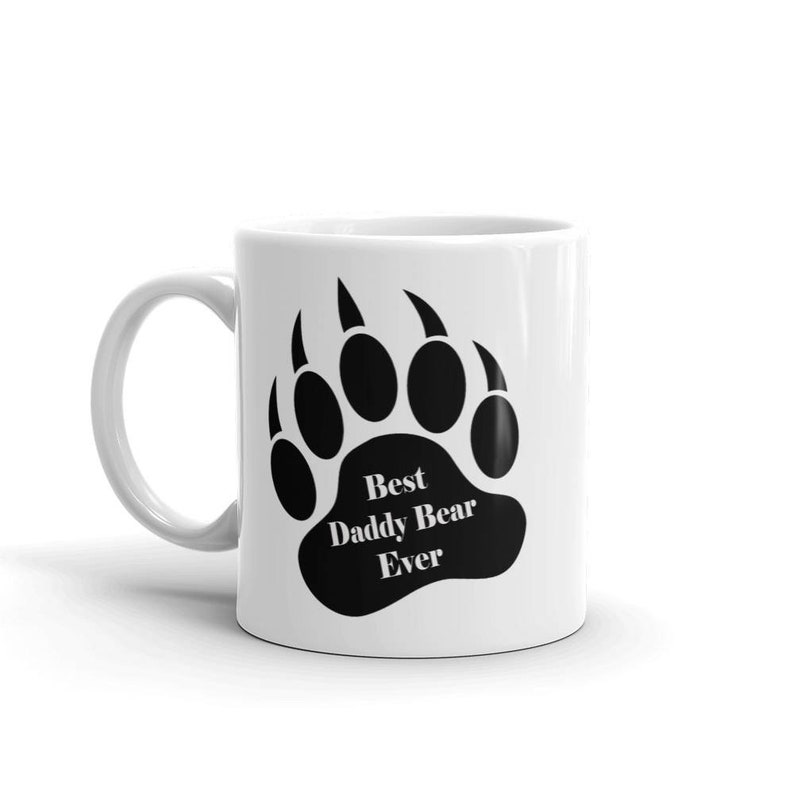 First Fathers Day  Daddy's Mug  New Dad Custom Gift  image 0