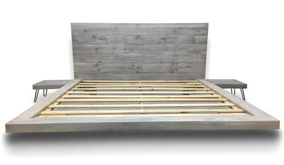 Floating Platform Bed Platform Bed Frame Platform Bed