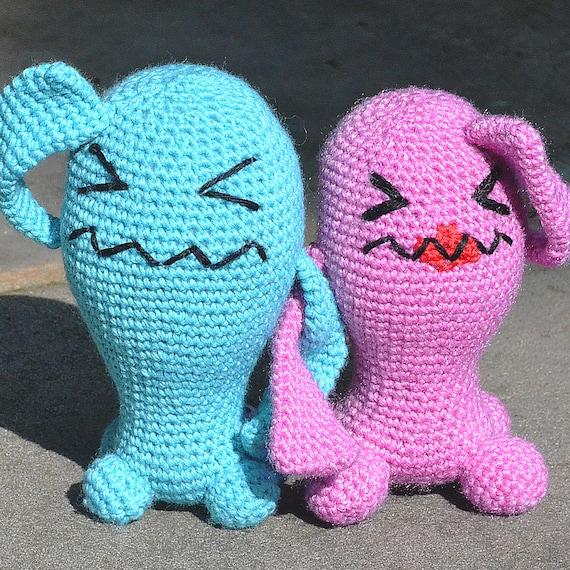 Made to Order Wobbuffet Doll