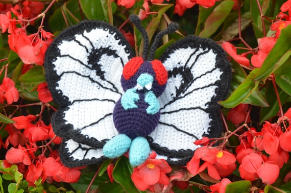 Made-to-order Butterfree Doll