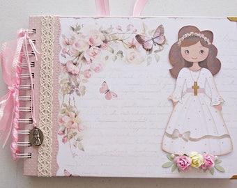 Book of signatures, album of Communion
