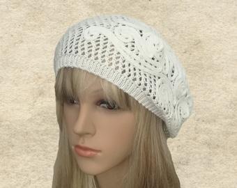 d4622c279e2 White summer cap