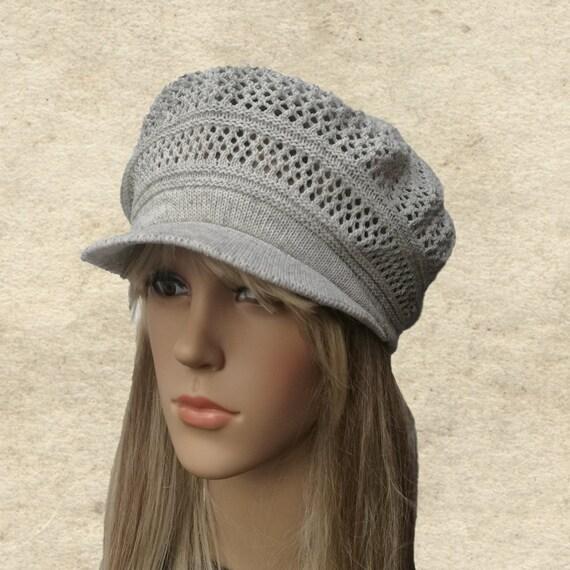 Summer newsboy cap Women s newsboy hat Cotton summer  307a470716f