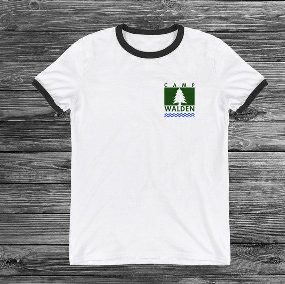 Camp Walden T-Shirt The Parent Trap Movie Costume Hallie Parker Annie James Gift