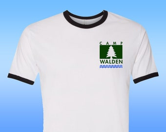 Camp Walden T Shirt | The Parent Trap