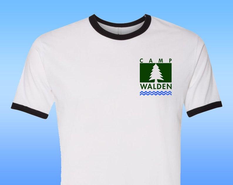 Camp Walden T Shirt  The Parent Trap image 0