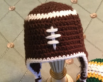 Football hat - baby