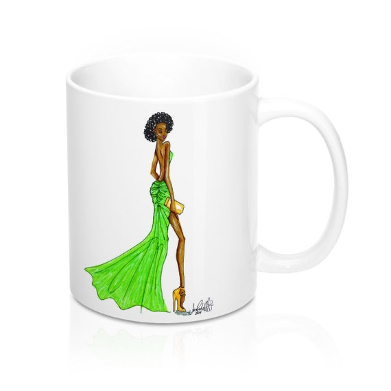 Black Girl Magic 11Oz Mug