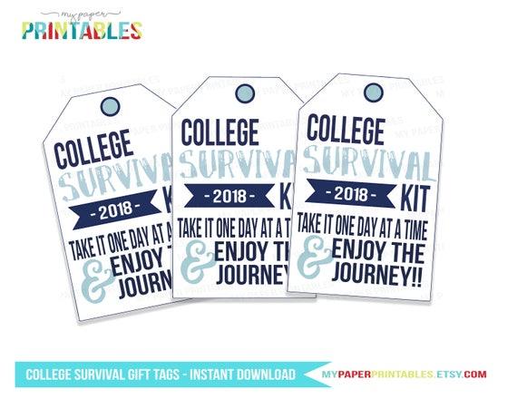 printable graduation gift tags class of 2017 high school etsy