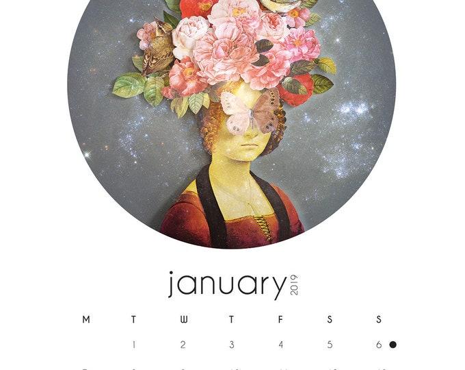 A5 Earth Goddess Calendar