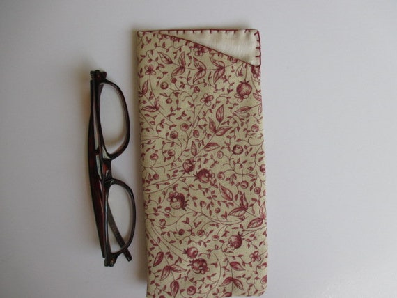 Porte-lunettes de lunettes étui/Soft en cas/tissu pour lunettes