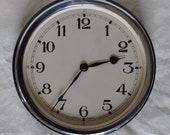 British Army WW2 Smiths wall clock