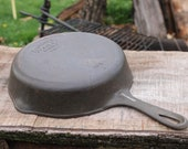 Wagner Ware 6 Cast Iron Pan