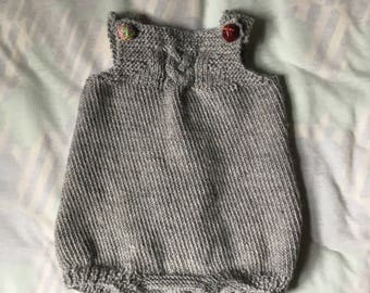 romper from sleeves of sweater!