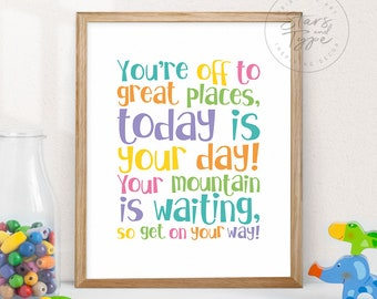 Dr Seuss Quotes Etsy