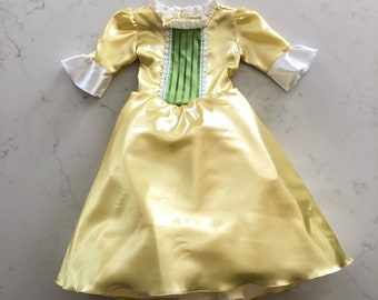Princess Amber from Sofia the 1st Costume / Princess Amber Dolly and Me Matching Dresses