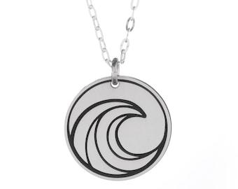 Tidal Wave Necklace