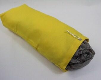 Vibrant, Bag Saver, Plastic Sack Keeper, Organizer, For Plastic Bags, New Home Gift, Store Bag Holder, Gift Idea, Bag Keeper, Pantry, Lemon