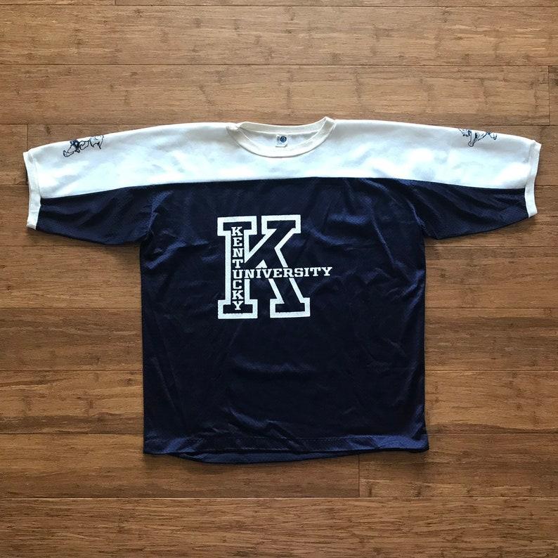 promo code a83fb 93229 70's vintage Kentucky Wildcats Jersey